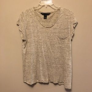 Marc By Marc Jacobs Tee - Linen